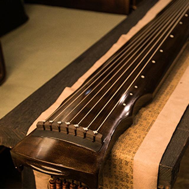天音-传习-灵机式古琴 老杉木