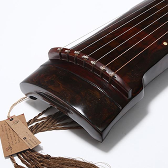 夔音堂-李一凡-仲尼式古琴 百年老杉