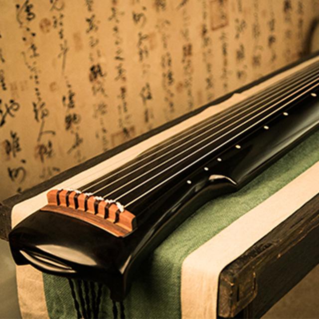 木乙-玲珑-伏羲式古琴 L-01