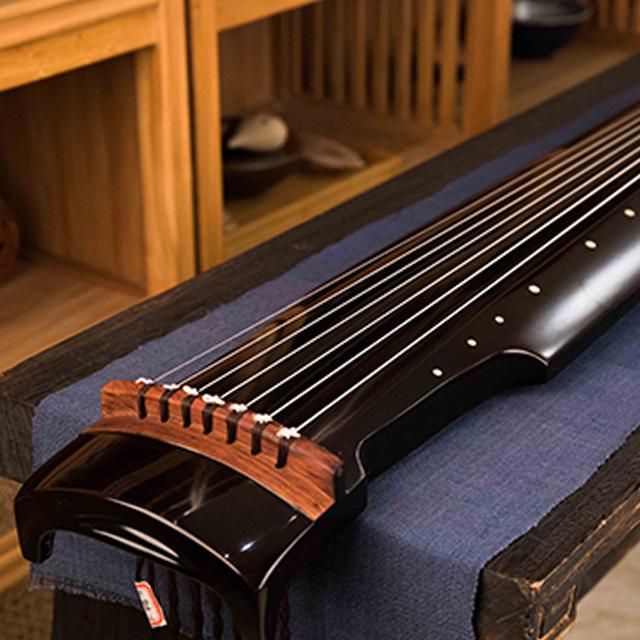 木乙-鹤鸣-仲尼式古琴 Z-04