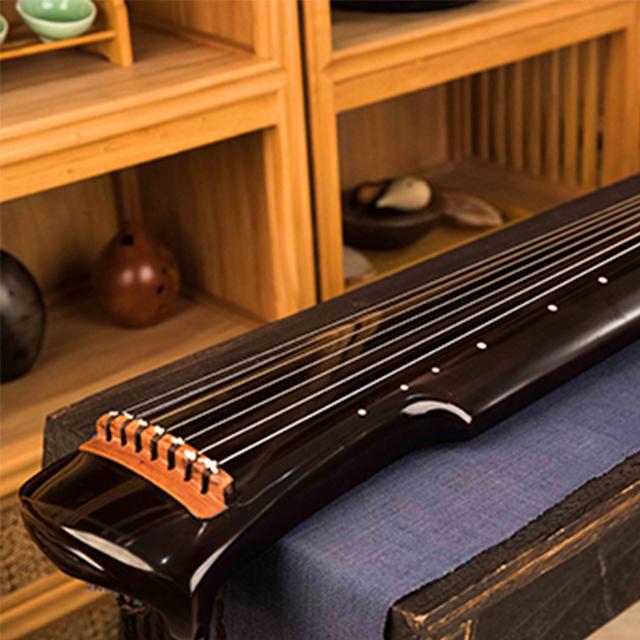 木乙-玲珑-伏羲式古琴 L-02