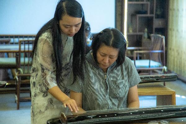 铭乐堂中老年古琴教学课程