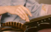 古琴曲《不染》视频