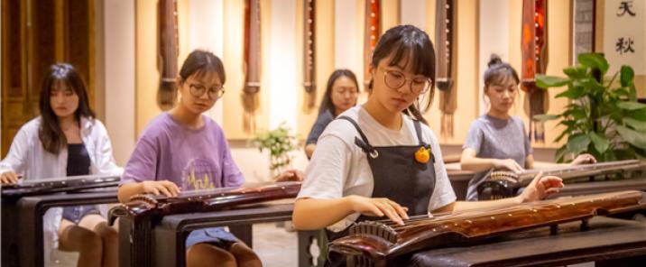 铭乐堂古琴基础教学培训课程指南