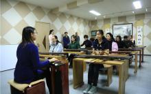 古琴四至六人常规大班课